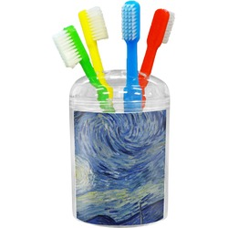 The Starry Night (Van Gogh 1889) Toothbrush Holder