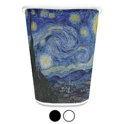 The Starry Night (Van Gogh 1889) Waste Basket