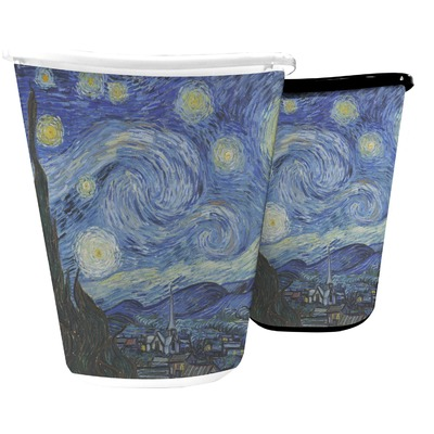 The Starry Night (Van Gogh 1889) Waste Basket