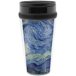 The Starry Night (Van Gogh 1889) Travel Mugs