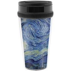 The Starry Night (Van Gogh 1889) Travel Mug