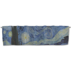 The Starry Night (Van Gogh 1889) Valance
