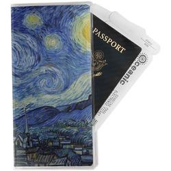 The Starry Night (Van Gogh 1889) Travel Document Holder