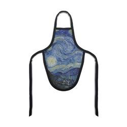 The Starry Night (Van Gogh 1889) Bottle Apron
