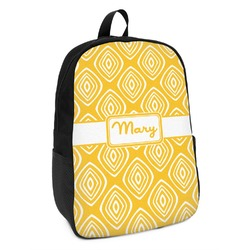 Tribal Diamond Kids Backpack (Personalized)