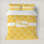 Tribal Diamond Duvet Covers (Personalized)