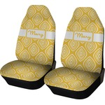 Tribal Diamond Car Seat Covers (Set of Two) (Personalized)