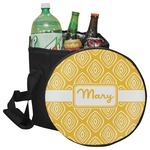 Tribal Diamond Collapsible Cooler & Seat (Personalized)