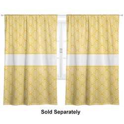 "Tribal Diamond Curtains - 56""x80"" Panels - Lined (2 Panels Per Set) (Personalized)"