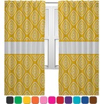 Tribal Diamond Curtains (2 Panels Per Set) (Personalized)