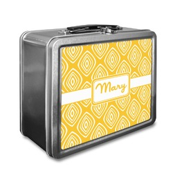 Tribal Diamond Lunch Box (Personalized)