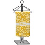Tribal Diamond Finger Tip Towel - Full Print (Personalized)
