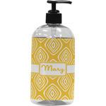 Tribal Diamond Plastic Soap / Lotion Dispenser (Personalized)