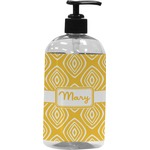 Tribal Diamond Plastic Soap / Lotion Dispenser (Personalized)