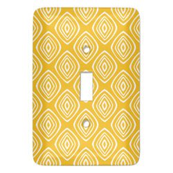 Tribal Diamond Light Switch Covers (Personalized)
