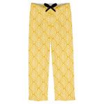 Tribal Diamond Mens Pajama Pants (Personalized)