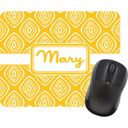 Tribal Diamond Mouse Pad (Personalized)