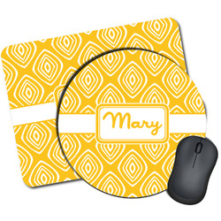 Tribal Diamond Mouse Pads (Personalized)