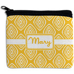 Tribal Diamond Rectangular Coin Purse (Personalized)