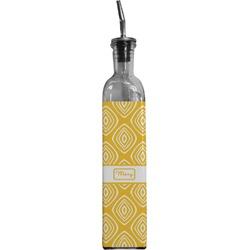 Tribal Diamond Oil Dispenser Bottle (Personalized)