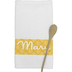 Tribal Diamond Kitchen Towel (Personalized)
