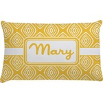 Tribal Diamond Pillow Case (Personalized)