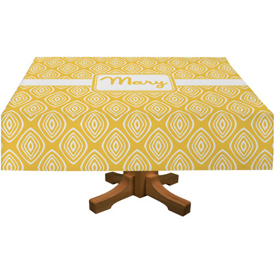 Tribal Diamond Tablecloth (Personalized)