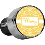 Tribal Diamond USB Car Charger (Personalized)