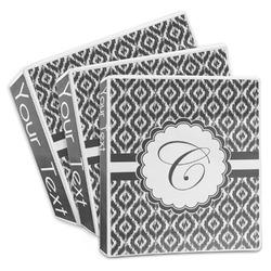 Ikat 3-Ring Binder (Personalized)
