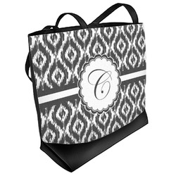 Ikat Beach Tote Bag (Personalized)
