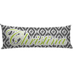 Ikat Body Pillow Case (Personalized)