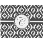 Ikat Placemat (Fabric) (Personalized)