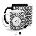 Ikat Coffee Mugs (Personalized)