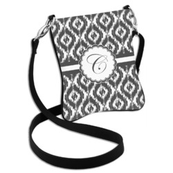 Ikat Cross Body Bag - 2 Sizes (Personalized)