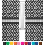 Ikat Curtains (2 Panels Per Set) (Personalized)