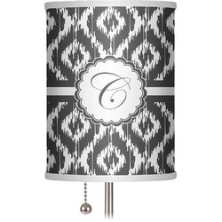 "Ikat 7"" Drum Lamp Shade (Personalized)"