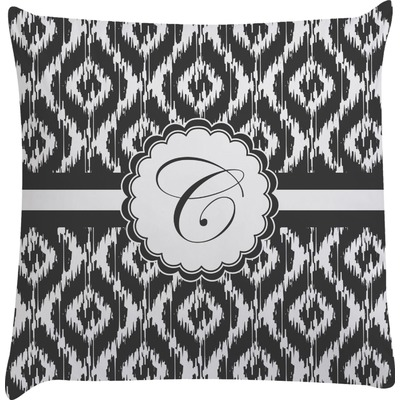 Ikat Decorative Pillow Case (Personalized)
