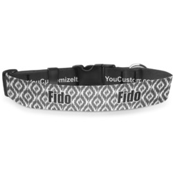 Ikat Deluxe Dog Collar (Personalized)