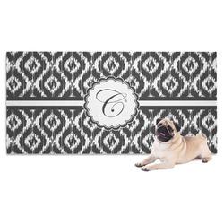 Ikat Pet Towel (Personalized)
