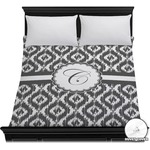 Ikat Duvet Cover (Personalized)