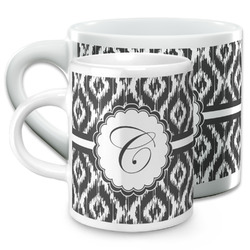 Ikat Espresso Cups (Personalized)