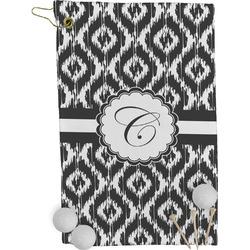 Ikat Golf Towel - Full Print (Personalized)