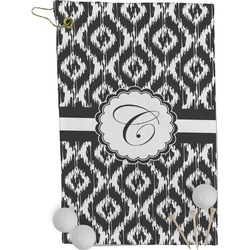 Ikat Golf Towel - Full Print (Personalized)