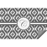 Ikat Indoor / Outdoor Rug (Personalized)