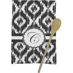 Ikat Kitchen Towel - Full Print (Personalized)