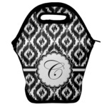 Ikat Lunch Bag w/ Initial