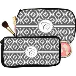 Ikat Makeup / Cosmetic Bag (Personalized)
