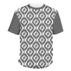 Ikat Men's Crew T-Shirt (Personalized)
