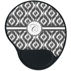Ikat Mouse Pad with Wrist Support