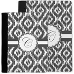 Ikat Notebook Padfolio w/ Initial